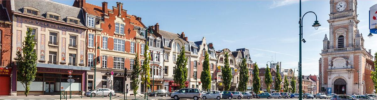 Centre-ville Lens